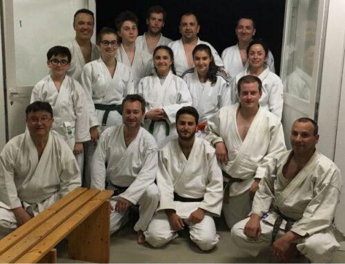 Echanges avec le Shotokan Karaté Sion